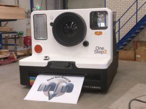 Polaroid camera MVM